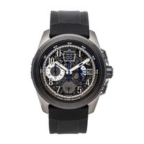 Jaeger-LeCoultre Master Compressor Extreme LAB 2 Tribute to Geophysic Titane 46.8mm Arabes