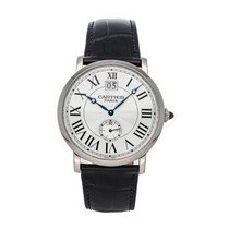 Cartier White gold 42mm Manual winding W1550751 pre-owned United States of America, Pennsylvania, Bala Cynwyd