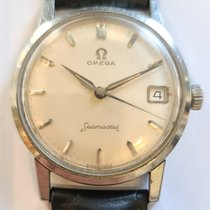 Omega pre-owned Manual winding 34mm Silver (solid)