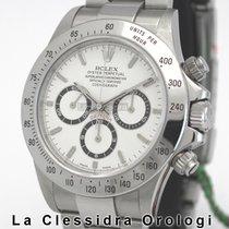 Rolex Daytona Acciaio 40mm Bianco Senza numeri Italia, Milano