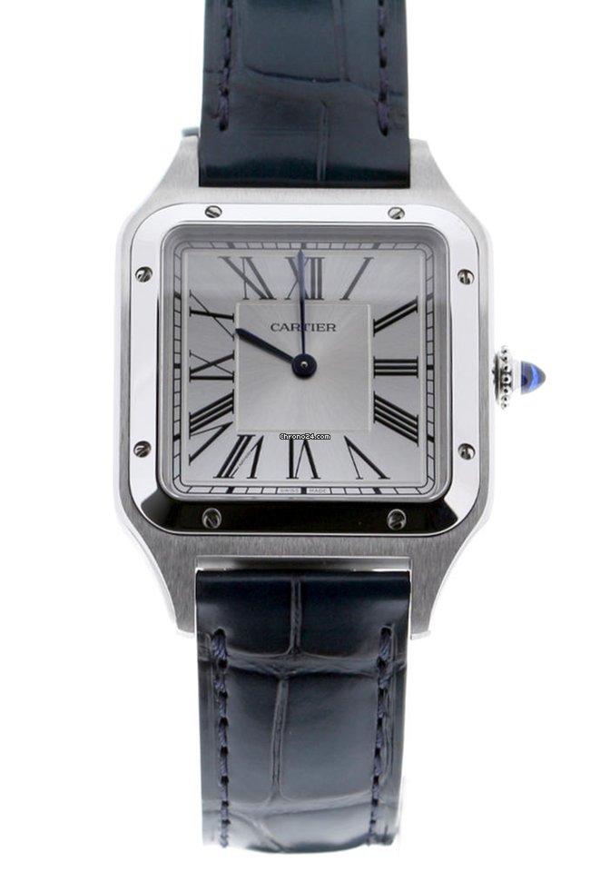 Cartier Santos Dumont WSSA0022 2020 новые