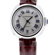 Cartier Clé de Cartier новые 2021 Автоподзавод Часы с оригинальными документами и коробкой WSCL0017
