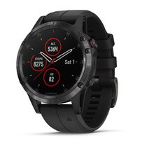 가민 플라스틱 47mm Garmin Fenix 5 PLUS Sapphire Smartwatch 010-01988-01 신규