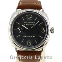 Panerai Radiomir Black Seal new 2008 Manual winding Watch with original box and original papers PAM00183