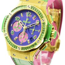 Hublot Big Bang Pop Art 41mm Green United States of America, California, Beverly Hills