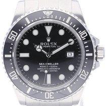 Rolex Sea-Dweller 4000 Сталь Чёрный