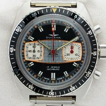 Dugena Steel 38mm Automatic 2503 pre-owned