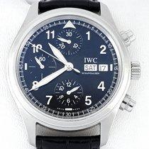 IWC Pilot Chronograph IW3706 İyi Çelik 39mm Otomatik Türkiye, Istanbul