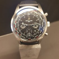 Breitling Steel 46mm Automatic Transocean new