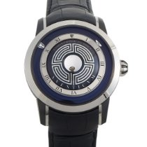 Christophe Claret new Automatic Display back Limited Edition PVD/DLC coating 44mm