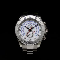 Rolex Or blanc Remontage automatique 44mm occasion Yacht-Master II