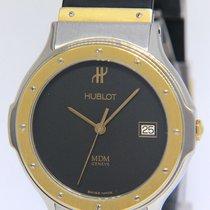 Hublot Classic Gold/Steel 36mm Black