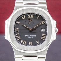 Patek Philippe Nautilus Steel 42mm Black Roman numerals United States of America, Massachusetts, Boston