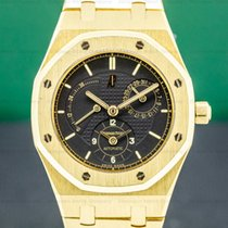 Audemars Piguet Royal Oak Dual Time Yellow gold 36mm Arabic numerals United States of America, Massachusetts, Boston