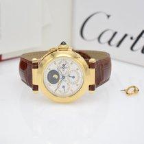 Cartier Pasha Oro amarillo 38mm Plata