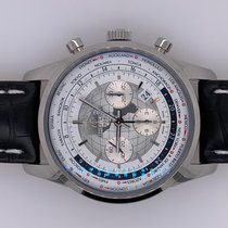 Breitling Transocean Chronograph Unitime new 2017 Automatic Chronograph Watch with original box and original papers AB0510U0/A790