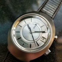 Omega Memomatic Steel 40mm Silver United States of America, California, Beverly Hills