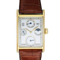 IWC Novecento Yellow gold 27mm White United States of America, New York, New York