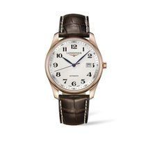 Longines Rose gold Automatic new Master Collection