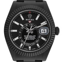 Rolex Sky-Dweller Acero 40mm Negro