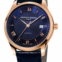 Frederique Constant Classics Index Rose gold 40mm United States of America, New York, Monsey
