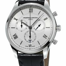 Frederique Constant Classics Chronograph Steel 40mm United States of America, New York, Monsey