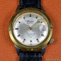 Wyler Steel 35mm Automatic pre-owned