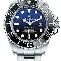 Rolex Sea-Dweller Deepsea подержанные 44mm Дата Сталь