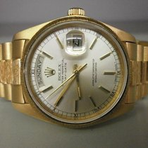 Rolex Day-Date 36 36mm Argent