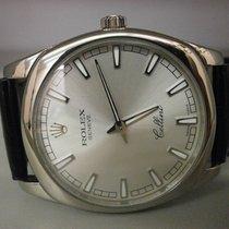 Rolex Cellini Danaos White gold 38mm Silver