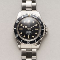 Tudor Submariner Zeljezo 40mm Crn