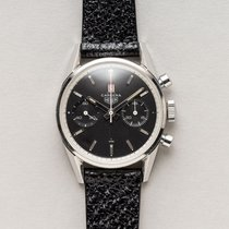 Heuer Steel 35.5mm Manual winding pre-owned