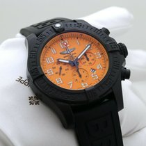 Breitling Avenger Hurricane Carbon 50mm Yellow No numerals