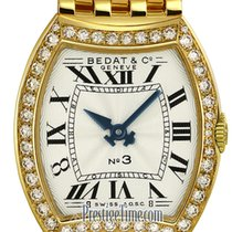 Bedat & Co Yellow gold 23mm Quartz B304.333.100 new United States of America, Texas, Houston