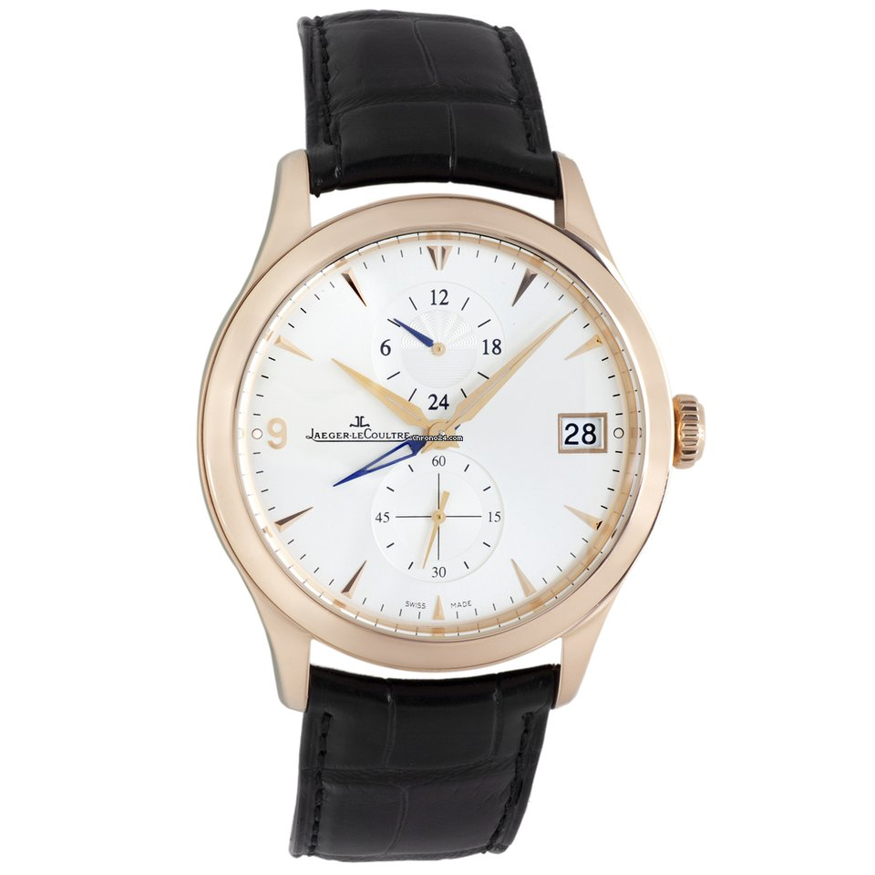 Jaeger-LeCoultre Master Hometime Q1622430 2009 pre-owned