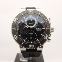 Oris Carlos Coste Limited Edition Titan 42mm Negru