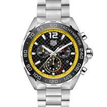 TAG Heuer Formula 1 Quartz nuevo 2020 Cuarzo Reloj con estuche y documentos originales CAZ101AC.BA0842