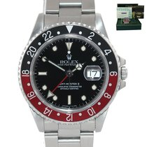 Rolex GMT-Master II Steel 40mm Black United States of America, New York, Huntington