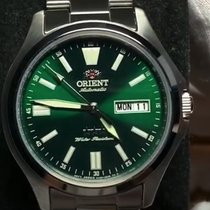 Orient Star RA-AB0F08E New Steel Automatic