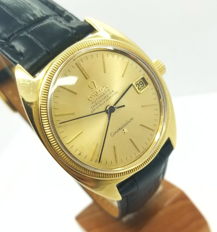 Omega Constellation 168.027 1968 pre-owned