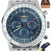Breitling Navitimer 01 (46 MM) Steel 46mm Blue United States of America, New York, Smithtown