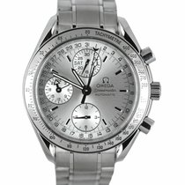 Omega Speedmaster Day Date Steel 39mm Silver United States of America, New York, Smithtown