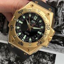 Linde Werdelin Sarı altın 42mm Otomatik LW B1 T1 44 ikinci el