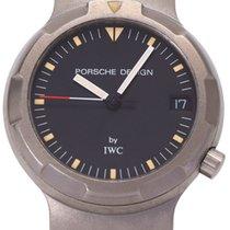 IWC Porsche Design Titan 34mm Deutschland, Berlin