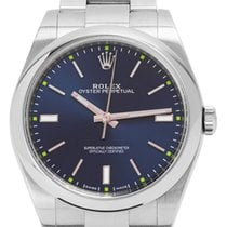 Rolex Oyster Perpetual 39 Stahl 39mm