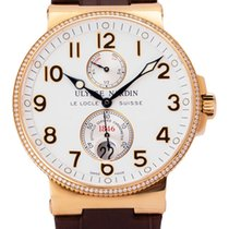 Ulysse Nardin Marine Chronometer 41mm Rose gold 41mm