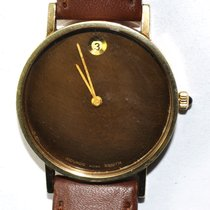 Movado 34mm Museum pre-owned United States of America, Kansas, Overland Park