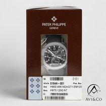 Patek Philippe 5164A-001 Acier 2020 Aquanaut 40mm nouveau