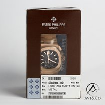 Patek Philippe Rose gold 40mm Automatic 5980/1R-001 new