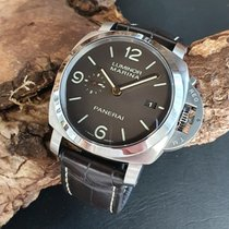Panerai Luminor Marina 1950 3 Days Automatic Titanio 44mm Marrón